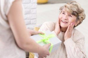 Geschenkidee für Ihre Oma